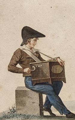 Joueur de barbarie - Musée de la musique