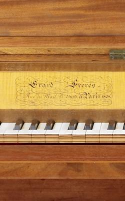 PIANO CARRÉ