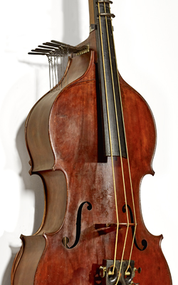 OCTOBASSE - Musée de la musique