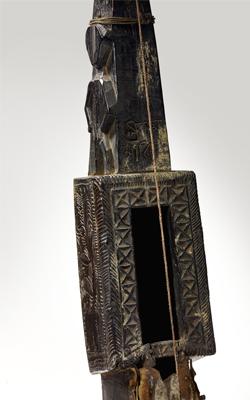 VIÈLE MONOCORDE BANAM - Musée de la musique