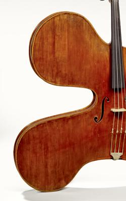 violino harpa forma maxima - Musée de la musique