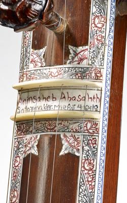 LUTH TANPURA - Musée de la musique