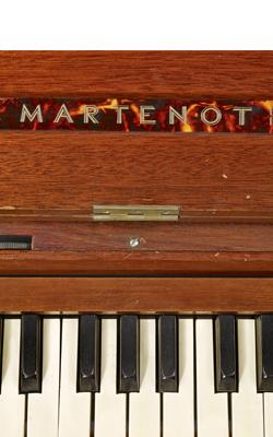 ONDES MARTENOT - Musée de la musique