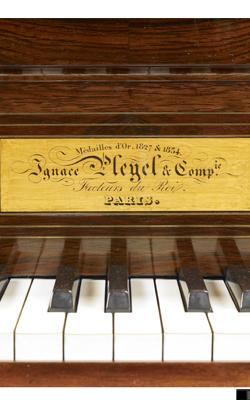 PIANO À QUEUE - Musée de la musique