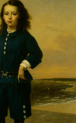 PORTRAIT EN PIED DE BENJAMIN GODARD (1849-1895) - Musée de la musique