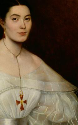 PORTRAIT DE MADAME MARCHAND NÉE FÉLICITÉ GION - Musée de la musique