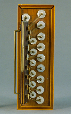 ACCORDÉON BISONORE EN DO - Musée de la musique