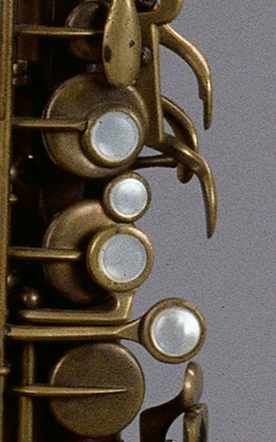SAXOPHONE ALTO EN MIB - Musée de la musique
