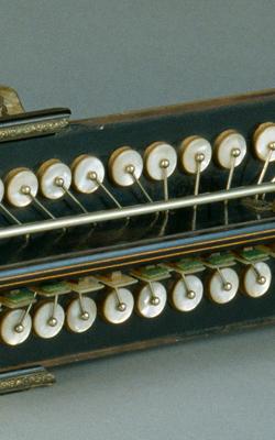 Accordéon bisonore - Musée de la musique