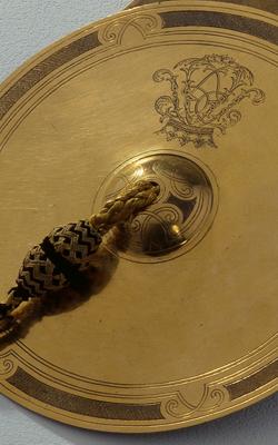 Cymbale - Musée de la musique