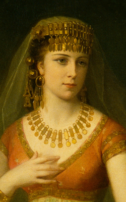 Portrait de Marie Roze - Musée de la musique