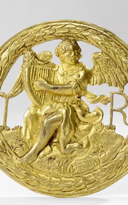 Rose de clavecin Iannes Ruckers» - Musée de la musique