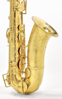 Saxophone alto en mi bémol - Musée de la musique