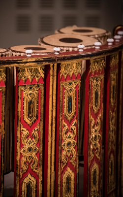 Orchestre «Piphat Mon» - Musée de la musique