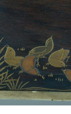 CITHARE SUR TABLE KOTO - Musée de la musique