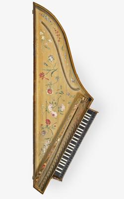 EPINETTE EN AILE D'OISEAU - Musée de la musique