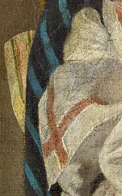 PORTRAIT DE PIANISTE AVEC PIANO CARRÉ ÉRARD FRÈRES - Musée de la musique