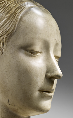 Buste d'Ippolita Maria Sforza - Musée de la musique