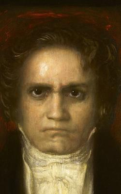 PORTRAIT DE LUDWIG VAN BEETHOVEN - Musée de la musique