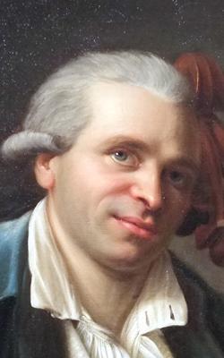 PORTRAIT DE JEAN-LOUIS DUPORT, DIT LE CADET - musée de la musique