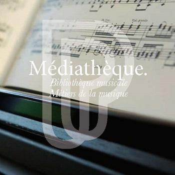 Médiathèque de la Philharmonie de Paris