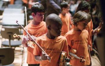 Orchestre Démos des Hauts-de-Seine©Julien-Mignot