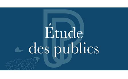 Etude des publics de la Philharmonie de Paris