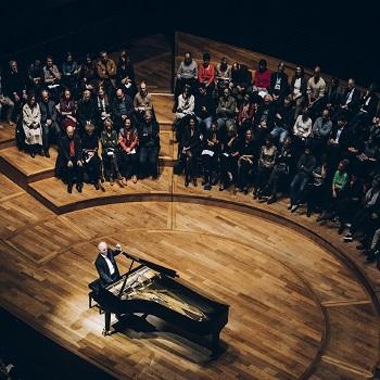 Daniel Barenboim à la Philharmonie de Paris © Ava Du Parc