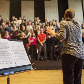 Préparation concert La flûte à chanter Philharmonie de Paris