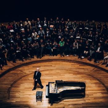 Concert de Barenböim à la Philharmonie de Paris