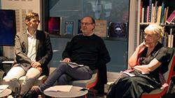 Rencontre Vie professionnelle à la Médiathèque de la Philharmonie de Paris