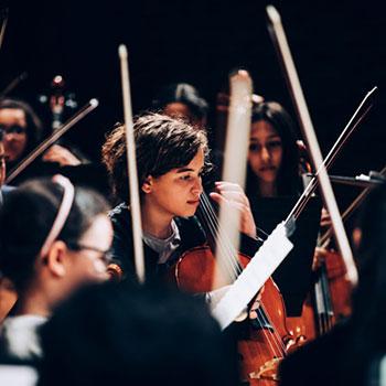 Pratique orchestrale – Démos à la Seine musicale – Ava Du Parc