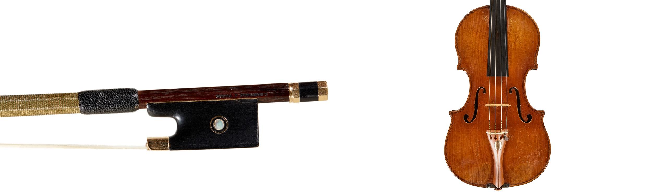 Tarisio - Fine Instruments & Bows