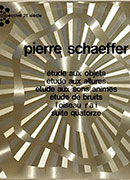 Pierre Schaeffer Études