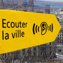 Écouter la ville