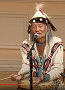 Danses Navajos par la Famille Benally