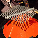 L'instrumentarium Baschet, la grille
