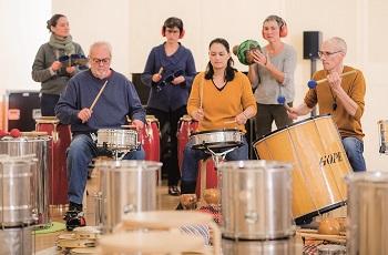 Atelier pour adultes Percussions du Brésil