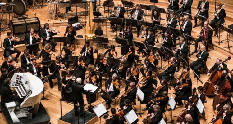 Orchestre national de Lyon © Philharmonie de Paris - Nora Houguenade