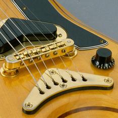 La guitare et la basse électriques