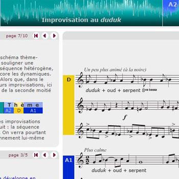 Eduthèque - Bac musique 2016 - Ressources numériques de la Philharmonie de Paris