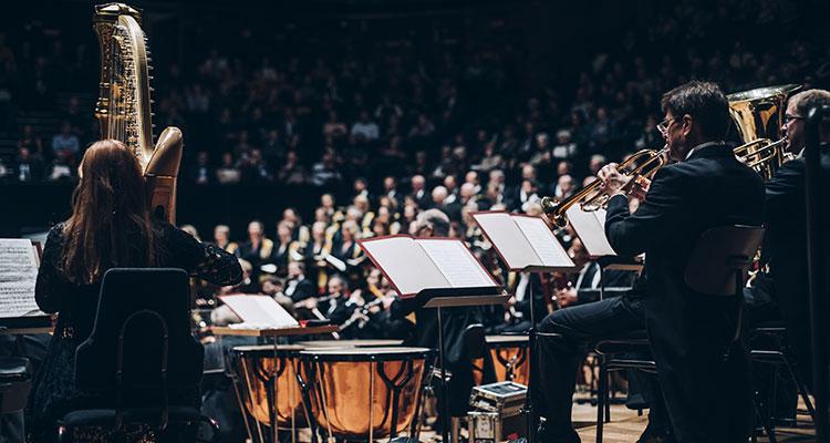 Concert à la Philharmonie de Paris
