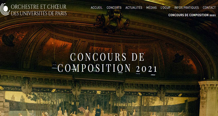 Orchestre et chœur des universités de Paris
