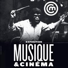redécouvrir l'exposition Musique et cinéma du musée de la musique -  Affiche de l'exposition © Cité de la musique