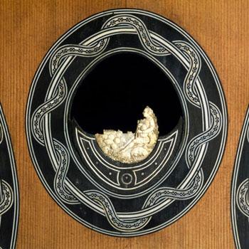 Guitare Anonyme fin XVIIIe siècle © Cité de la musique, Jean-Marc Anglès