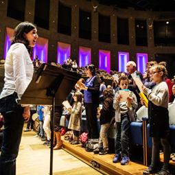 concert éducatif © W. Beaucardet