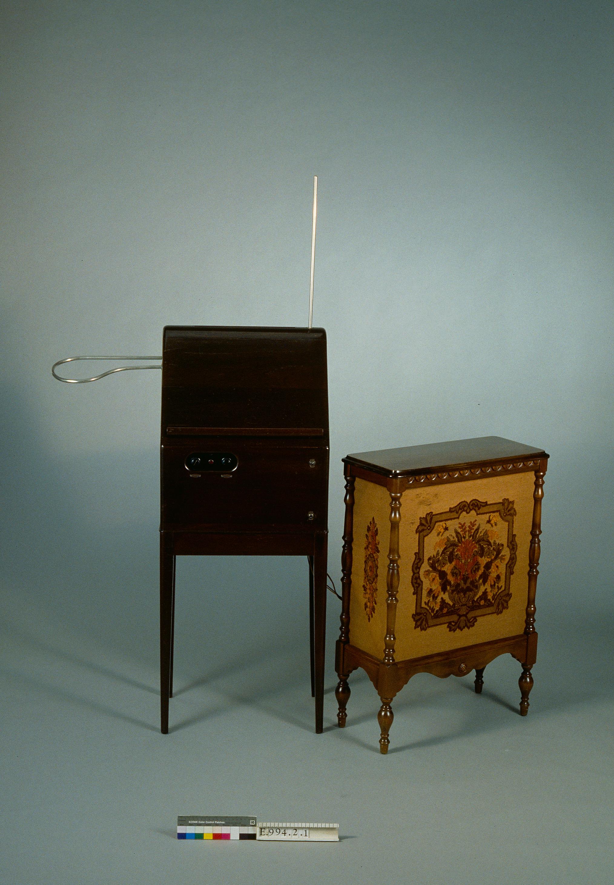 Les incontournables du musée : Theremin, R.C.A  