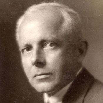 Portrait de Béla Bartók  