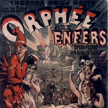 Le mythe d'Orphée dans les arts et en musique |