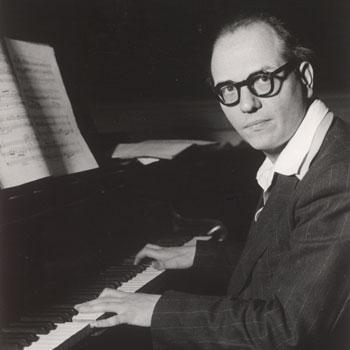 Portrait de Olivier Messiaen |